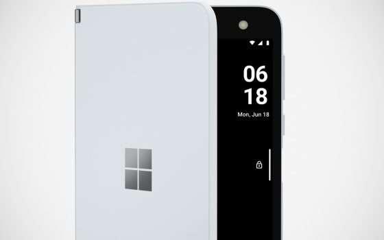 Mezz'ora con Surface Duo prima del lancio