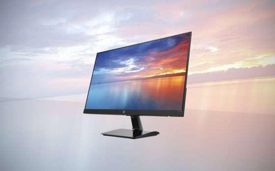 -25% per il monitor HP 27M da 27 pollici