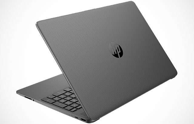 Il laptop HP 15s