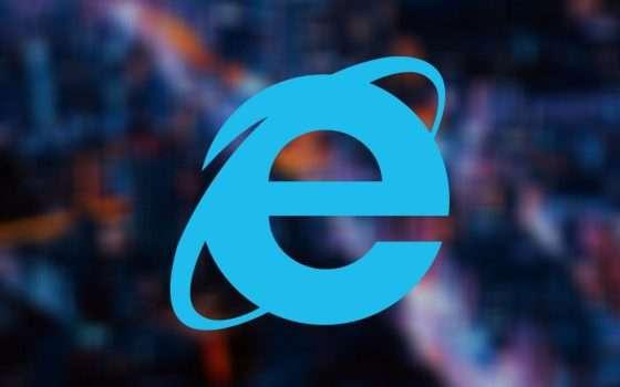 Internet Explorer: stop al supporto da agosto 2021