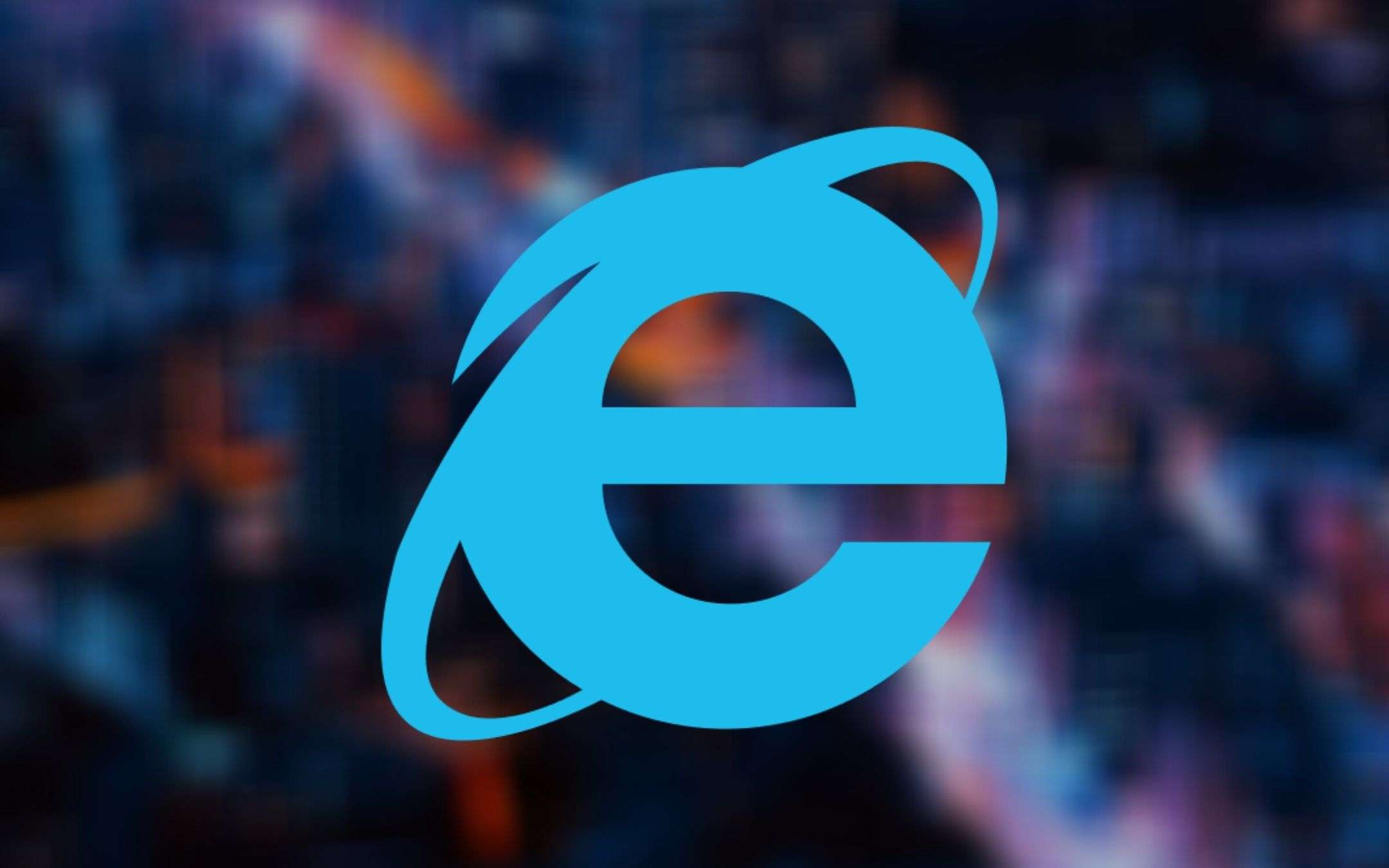 Internet Explorer: Stop support from August 2021