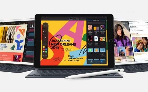 iPad 10,2 pollici (2019): mai così scontato
