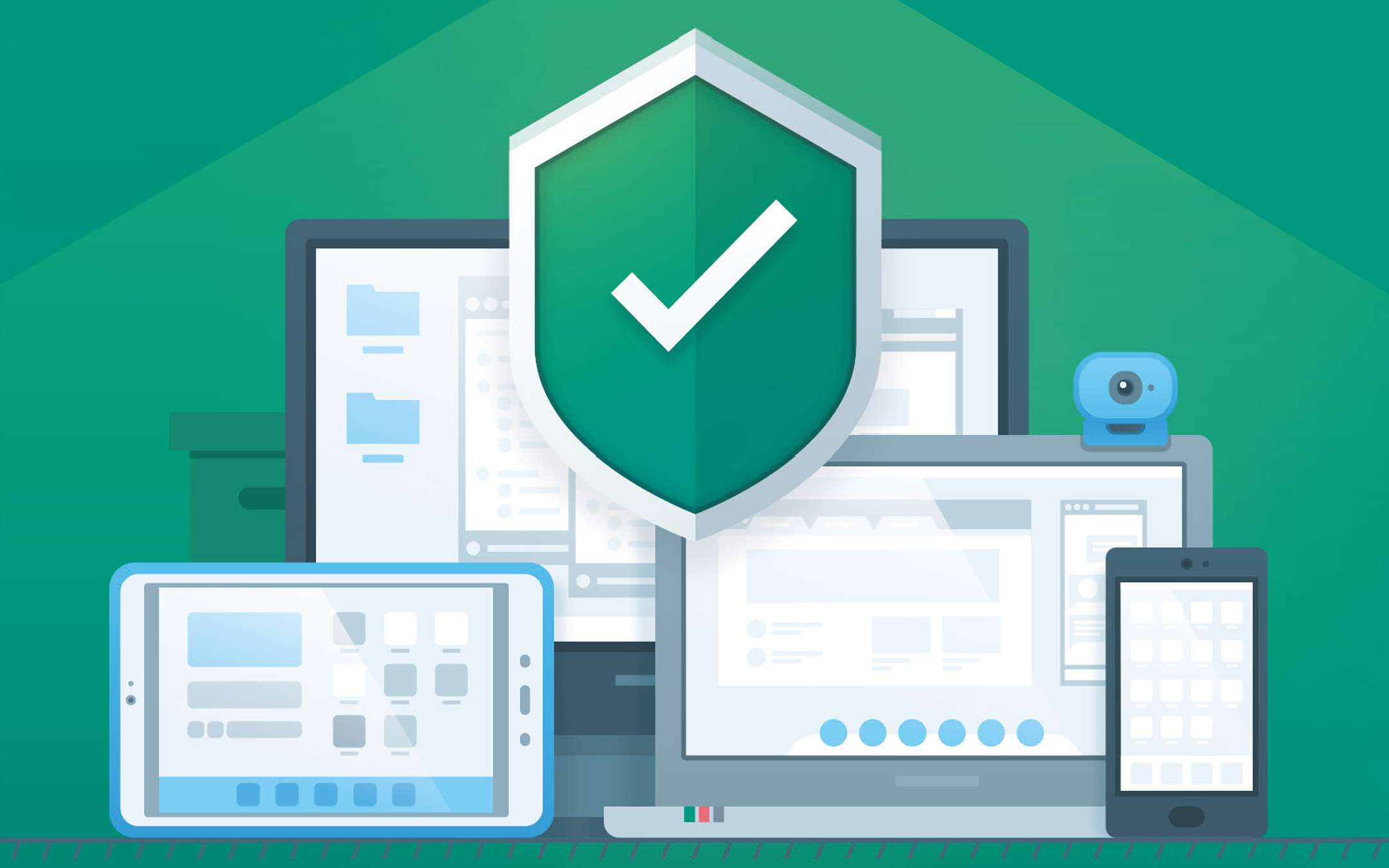 Kaspersky security today at a 30% discount