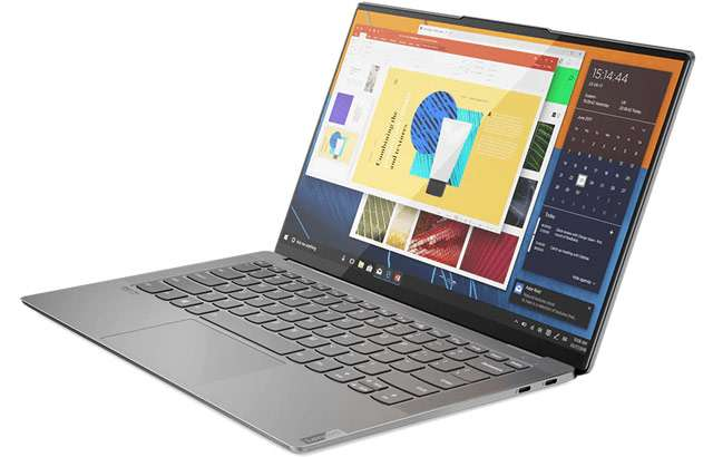 Il laptop Lenovo Yoga S940