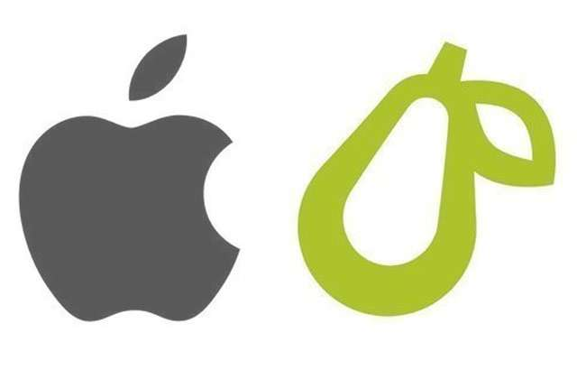 I loghi di Apple e Prepear