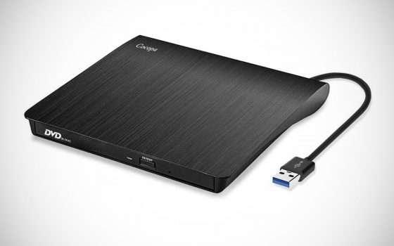 Un masterizzatore USB a soli 16,99 euro su Amazon