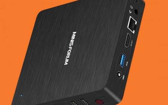 Un mini PC a poco più di 100€ su Amazon, per poco