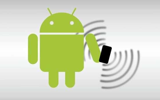 Condividi nelle vicinanze: l'Airdrop di Android