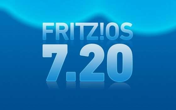 AVM, tutti i Fritz passano al nuovo OS 7.20