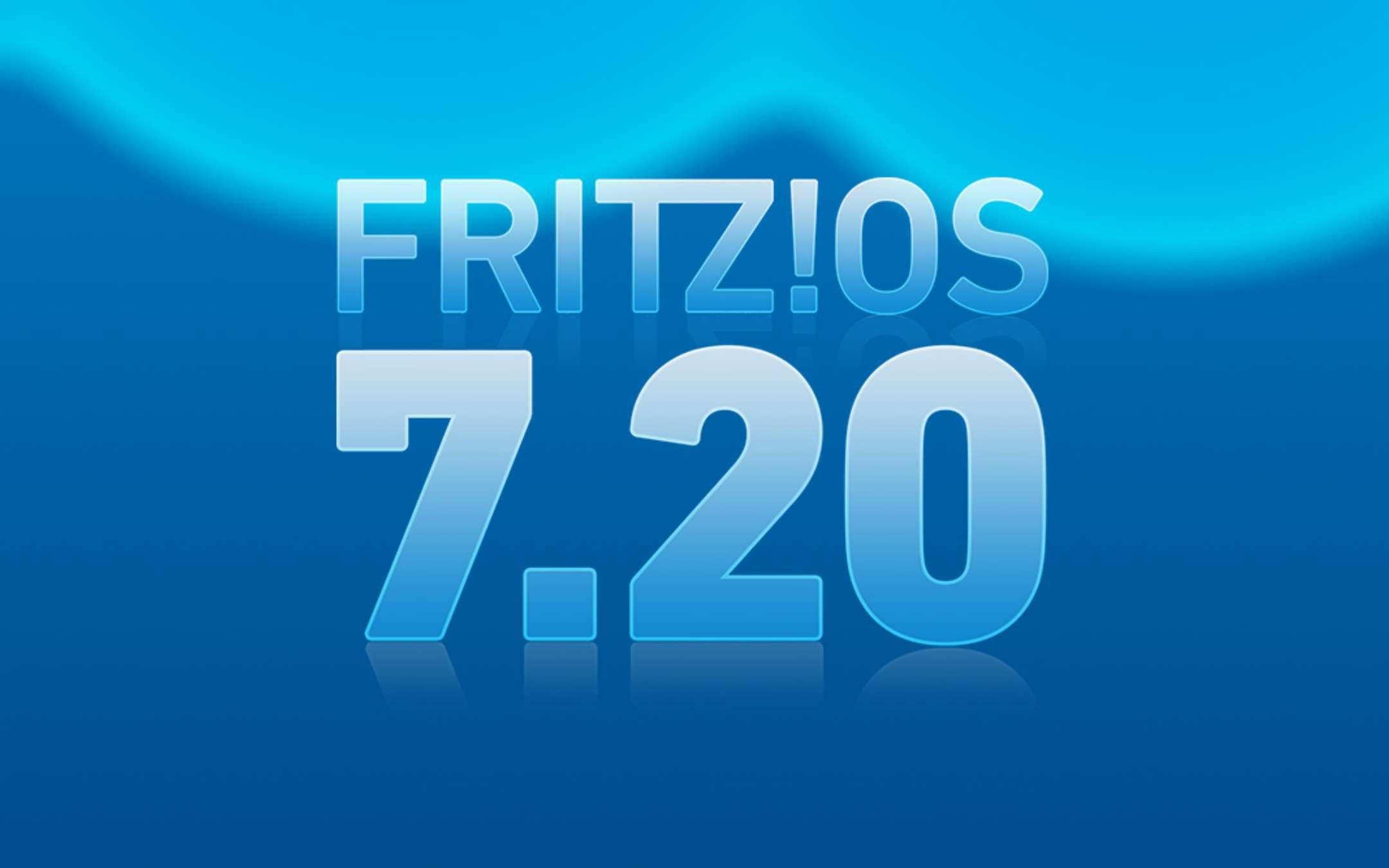 AVM, all Fritz upgrade to the new OS 7.20