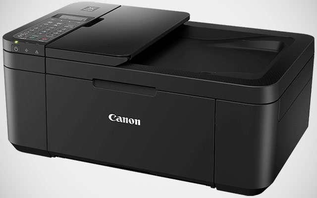 La stampante Canon Pixma TR4550