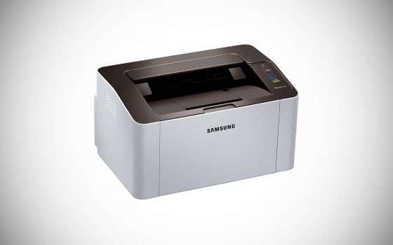 Stampante laser Samsung a soli 39,99 euro