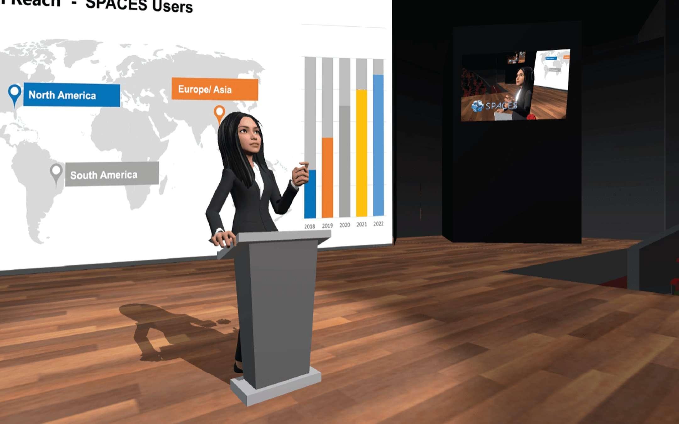 Apple buys Spaces virtual reality