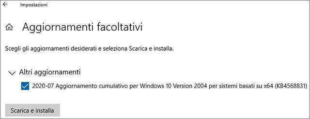 Windows 10: come avere subito il nuovo menu Start