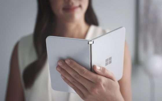 Surface Duo: finalmente Microsoft fa sul serio