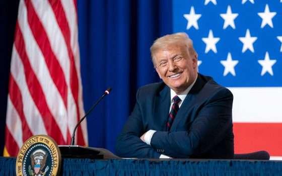 Trump: ok all'affare MS-TikTok, una fetta agli USA
