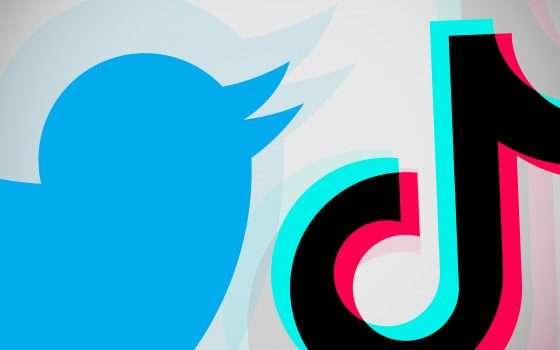 Anche Twitter per l'acquisizione di TikTok?