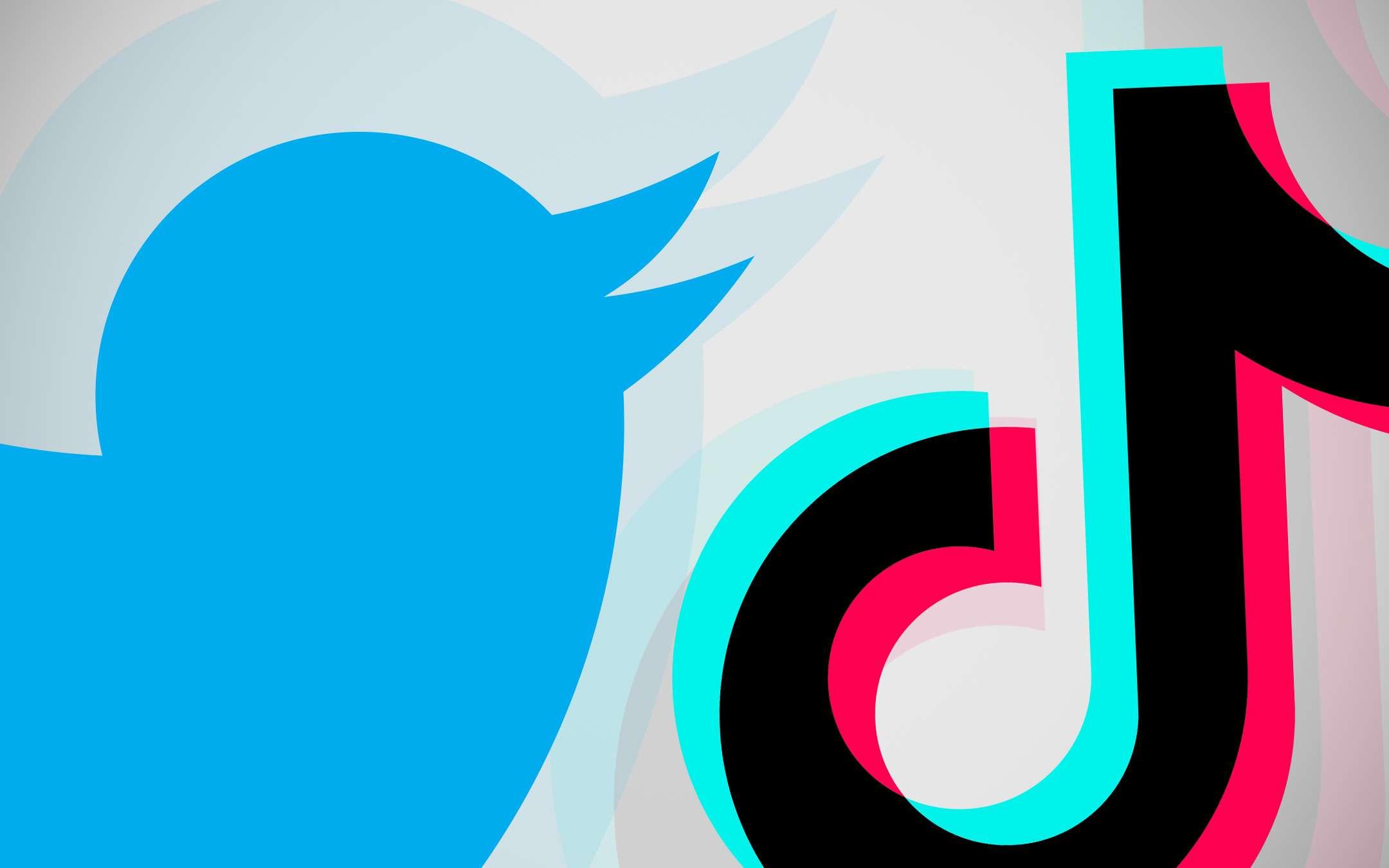 Twitter, TikTok