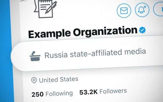 Su Twitter un'etichetta per governi e funzionari