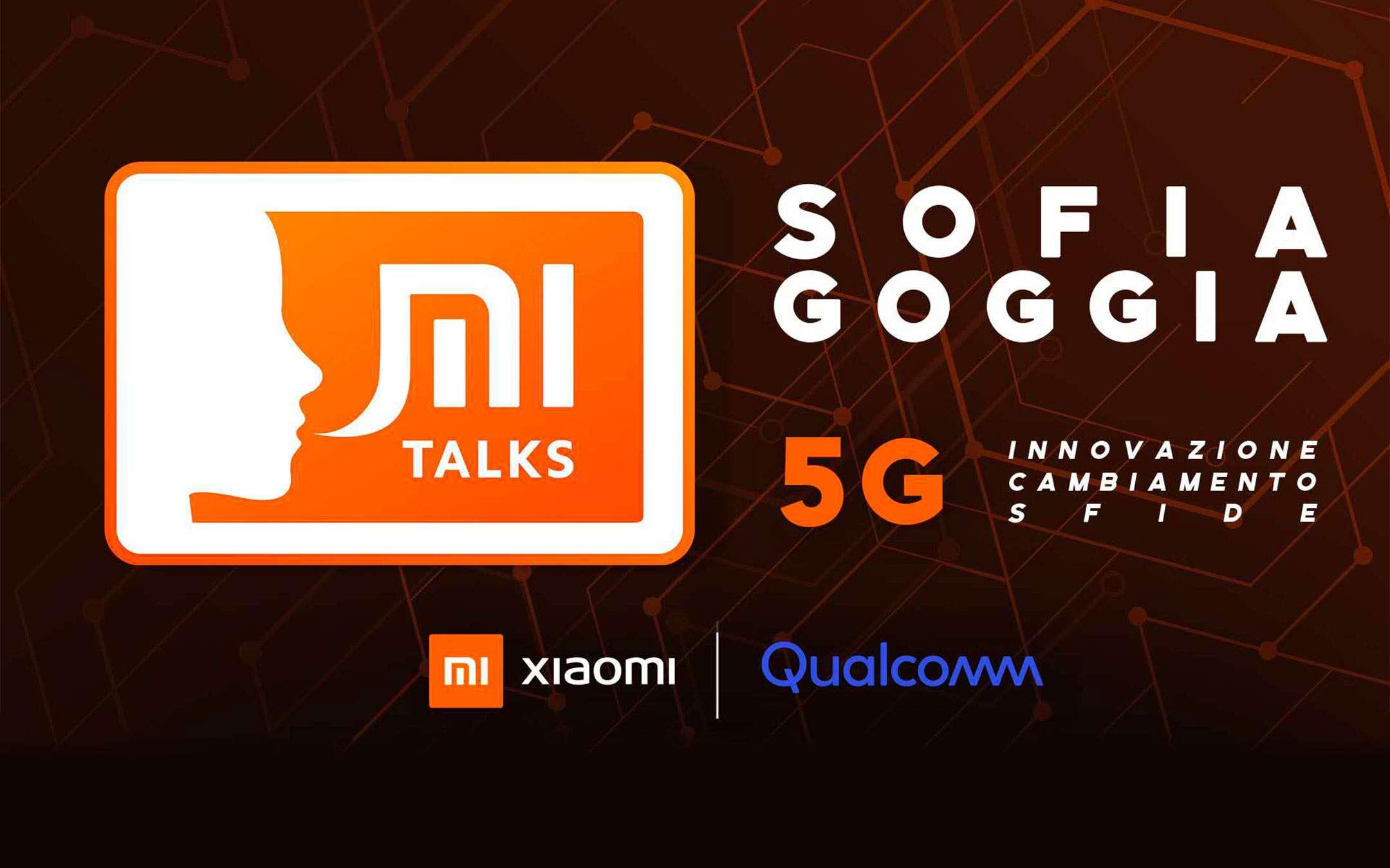 Xiaomi Mi Talks, the first meeting tonight