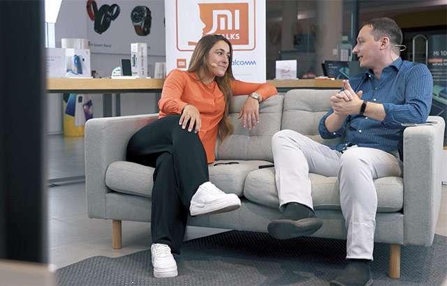 Xiaomi Mi Talks: Sofia Goggi e Davide Lunardelli
