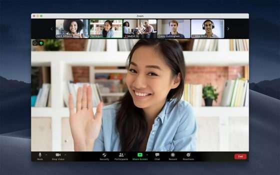 Zoom: novità per sala d'attesa e presentazioni