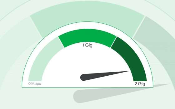 2 Gbps per le connessioni di Google Fiber