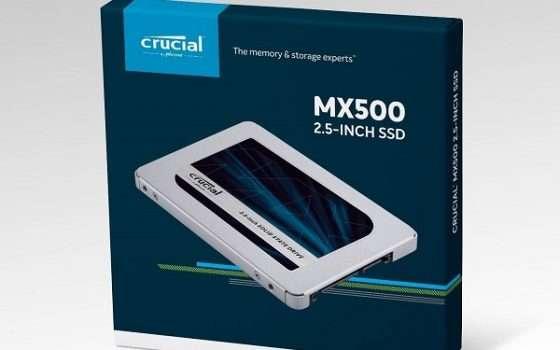 Crucial MX500 1TB - 1