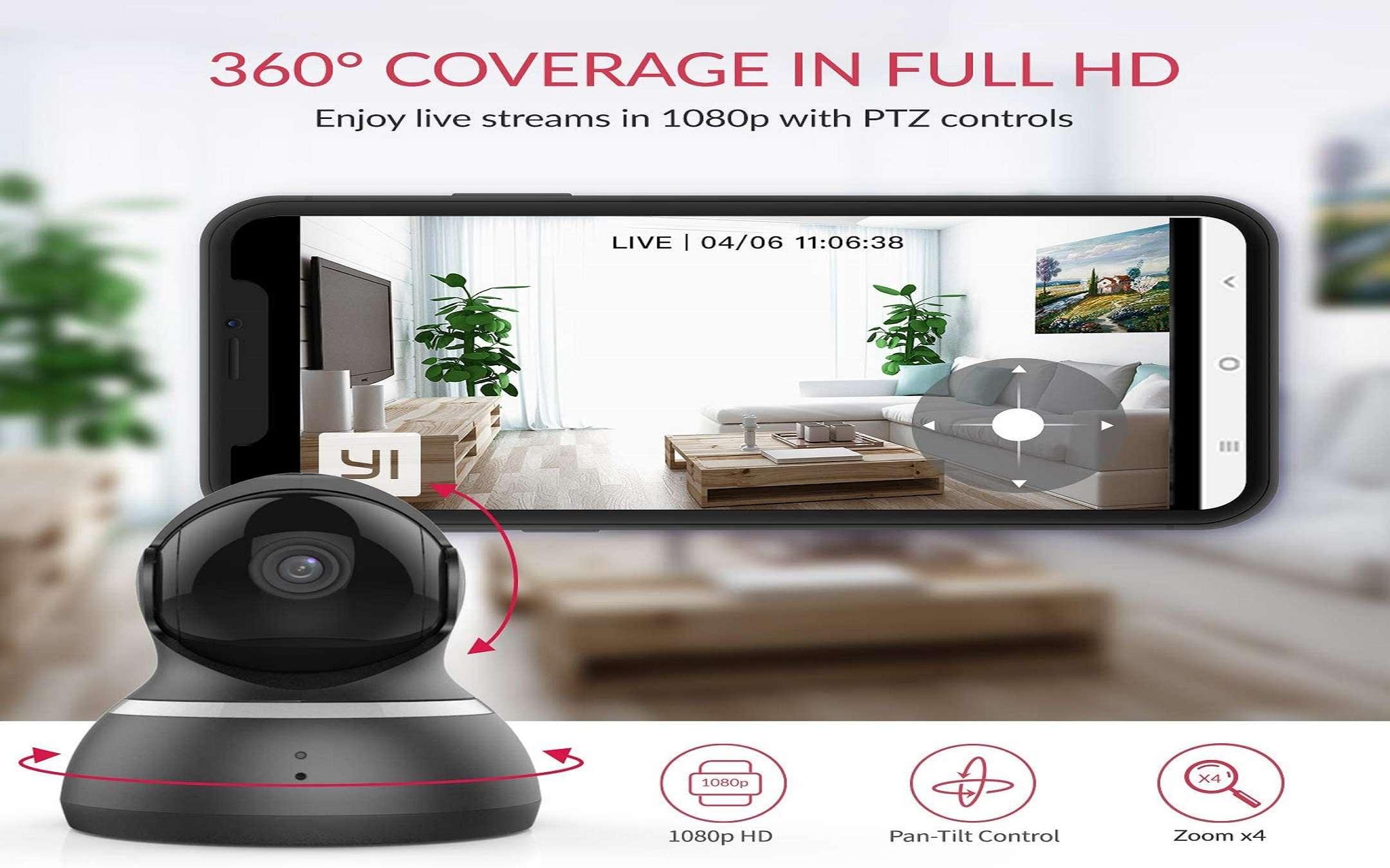 YI Camera IP 1080p - 1