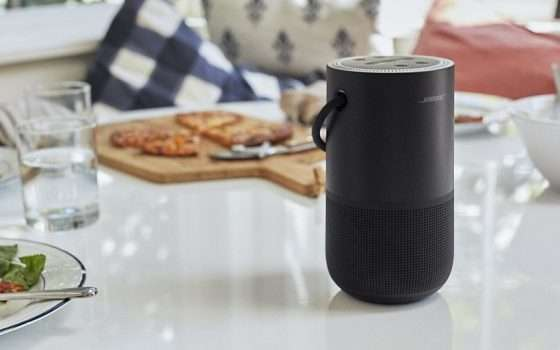 90 euro di sconto su Amazon per lo speaker di Bose