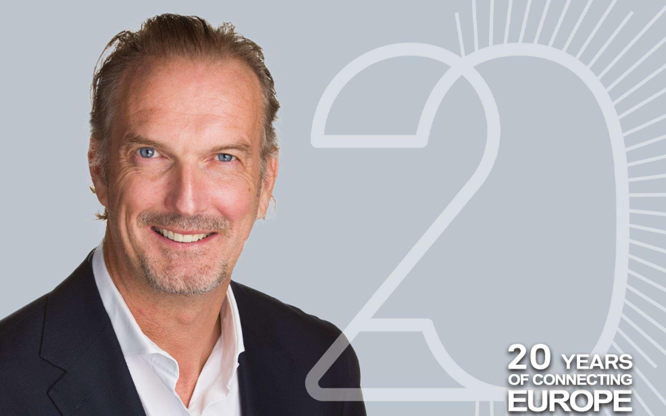 Hank Stokbroekx, GTS Director of Service Marketing, Enterprise Business Group, Huawei Technologies