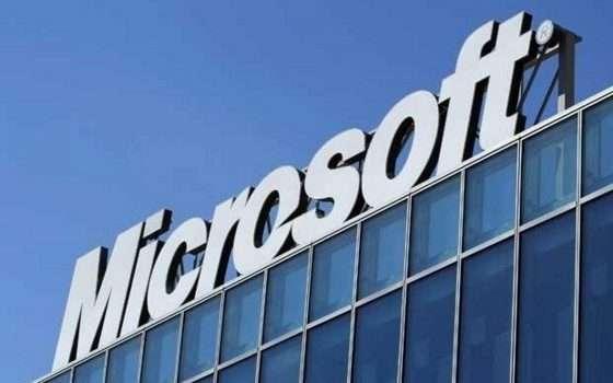 Microsoft: smart working fino al luglio 2021