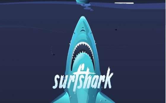 Surfshark VPN: come ottenere l'81% di sconto