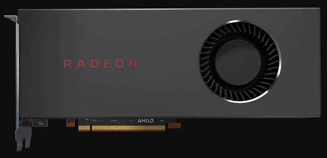 La scheda video AMD Radeon RX 5700