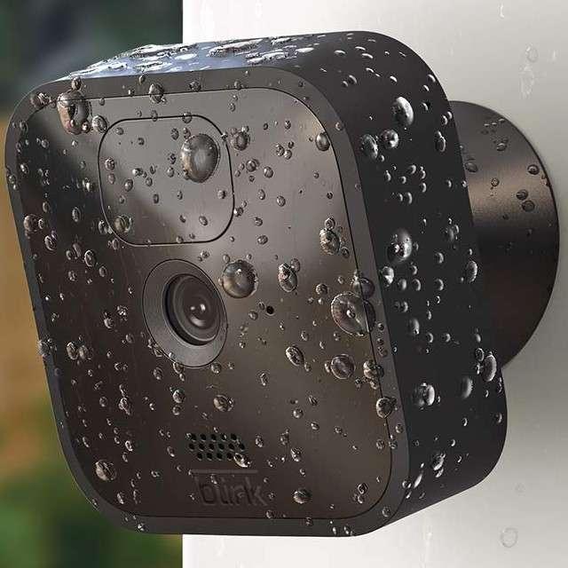 Nuova Blink Outdoor, resistente agli agenti atmosferici