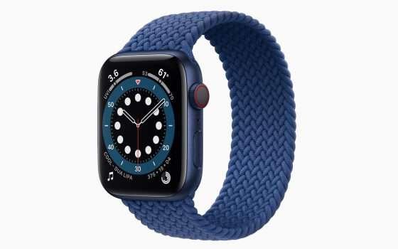 Apple Watch 6: prezzo, dettagli, novità e immagini