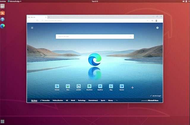 Il browser Edge di Microsoft arriverà su Linux