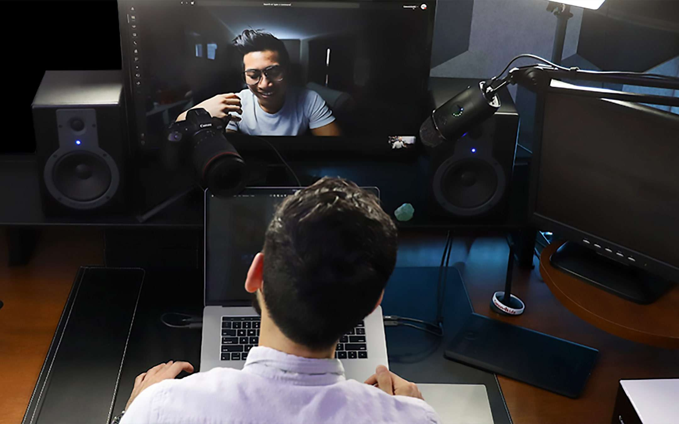 Canon EOS Webcam