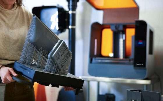 Form 3BL, la stampante 3D per medici e odontoiatri