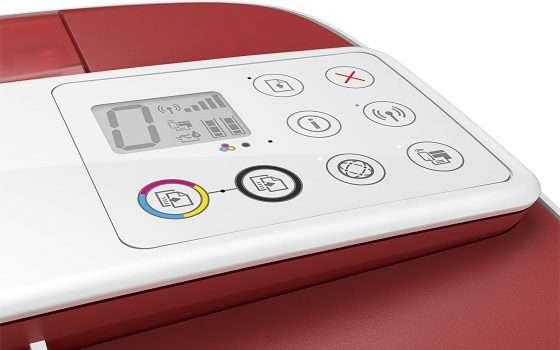 La stampante HP DeskJet 3764 in offerta a € 49,99