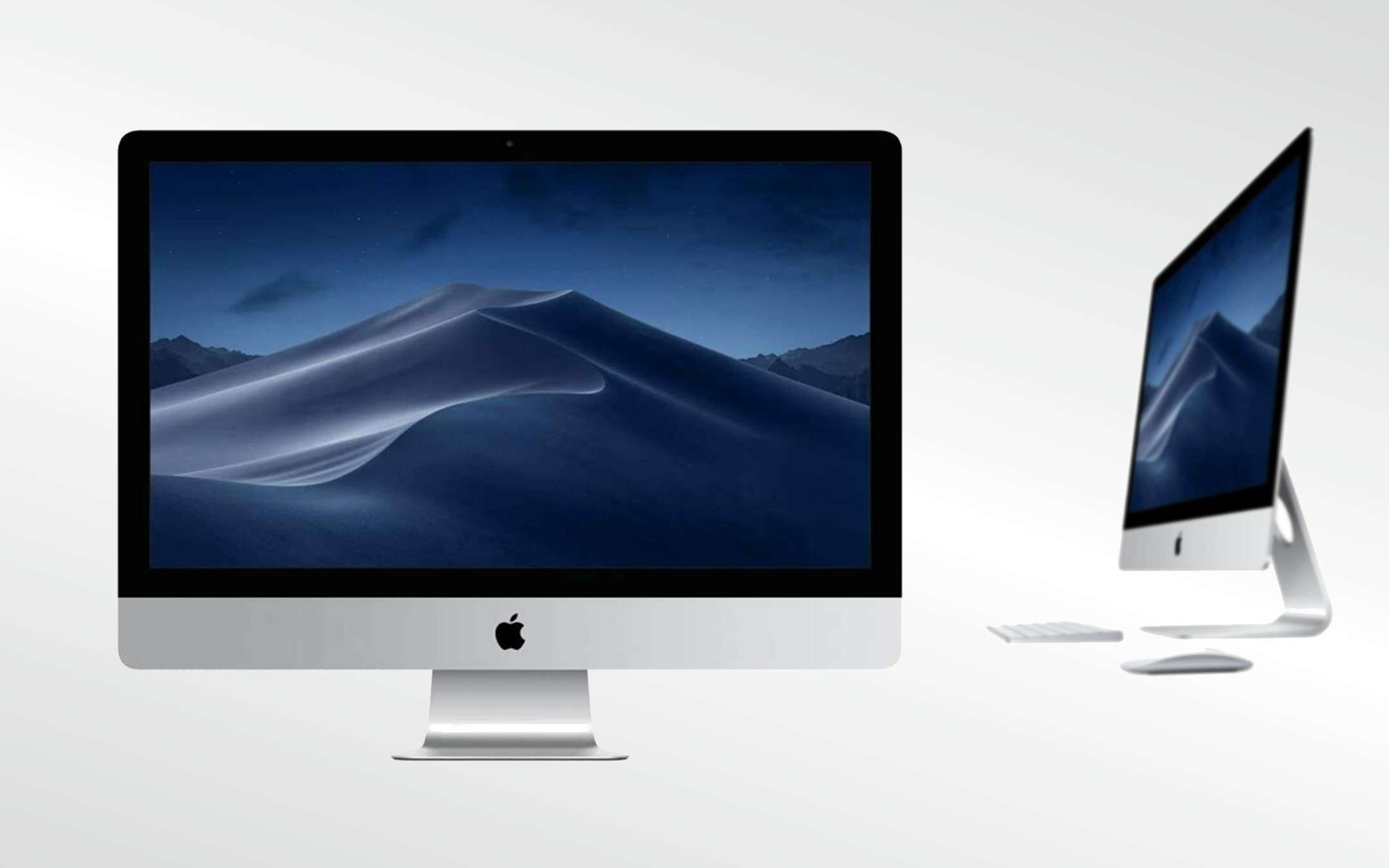 27-inch iMac i5, special discount: 500 €
