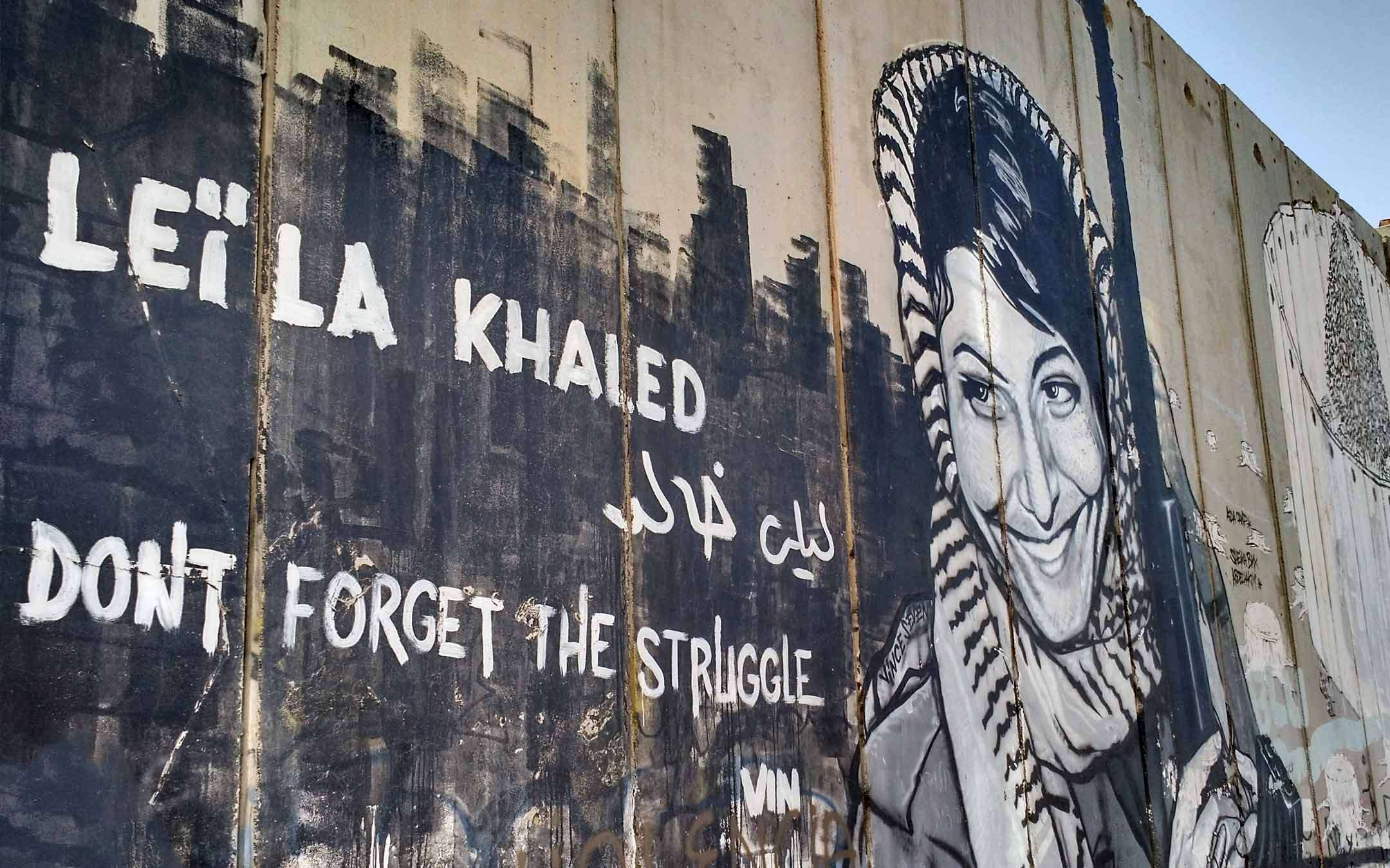 Leila Khaled