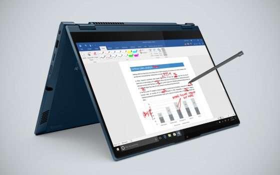 Sei nuovi laptop per la gamma Lenovo ThinkBook