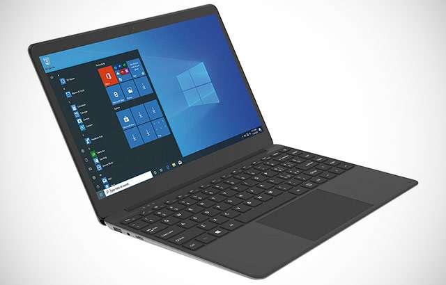 Il laptop Mediacom SmartBook Edge 14