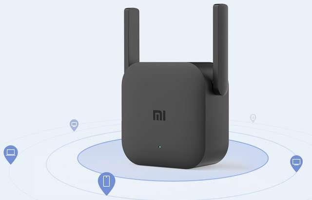Il ripetitore Xiaomi Mi WiFi Range Extender Pro