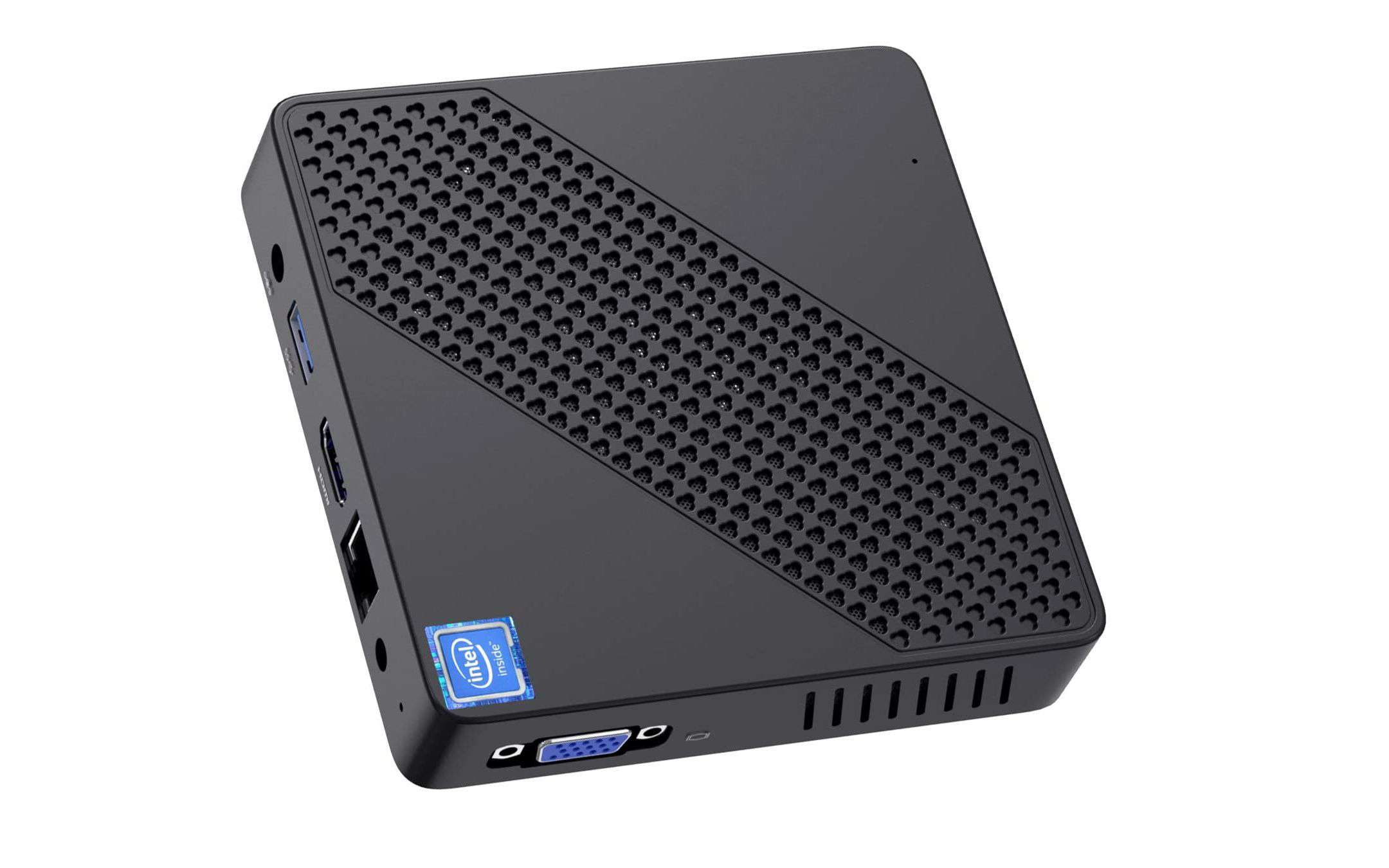 Fanless mini PC with Windows 10 on offer on Amazon