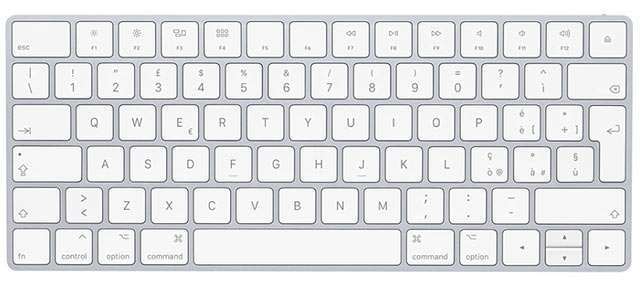 La Magic Keyboard di Apple