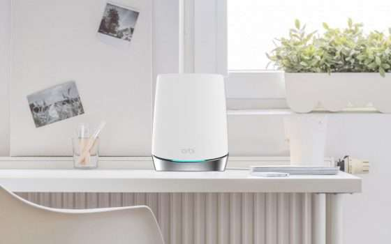 Netgear, un nuovo Orbi per le reti Wi-Fi mesh