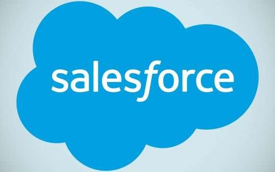 Salesforce: 12000 nuovi posti di lavoro in un anno