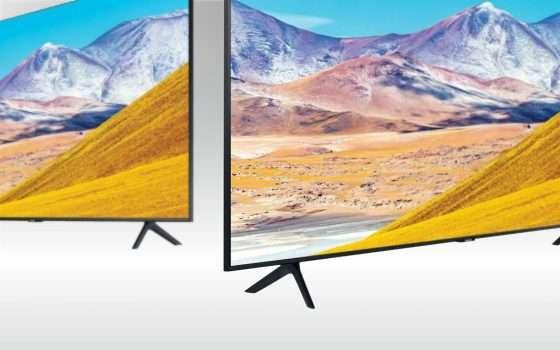 TV sempre più grandi, prezzi sempre più piccoli